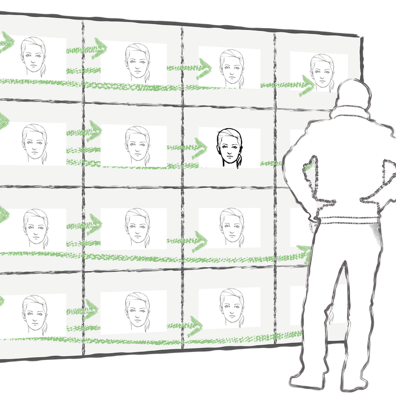 Supporting collaborative practices across wall-sized displays with video-mediated communication
